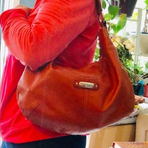 "Hobo medium shoulder bag ""classico"""